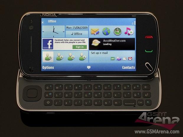Nokia N97: tưởng iPhone killer hóa ra lại là thứ giết chết chính Nokia - Ảnh 6.