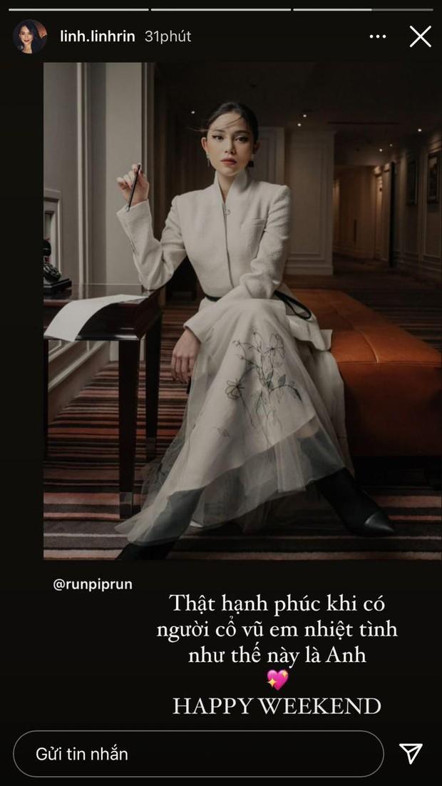 Tổng tài Phillip Nguyễn bật mode cuồng bồ, mang hình Linh Rin rải khắp cõi mạng - Ảnh 2.