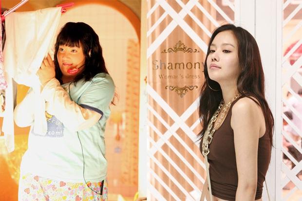6 lần sao Hàn hóa xấu trên màn ảnh: Moon Ga Young mặt đầy mụn vẫn chưa sốc bằng màn phát phì của IU - Ảnh 5.