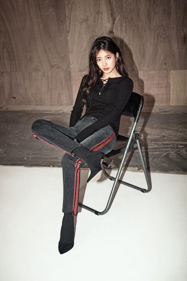 Suzy là chân dài nổi tiếng Kbiz nhưng lại lọt thỏm giữa dàn sao Start Up, kéo đến ảnh 3 ngôi sao phái toàn chân là đủ hiểu! - Ảnh 5.