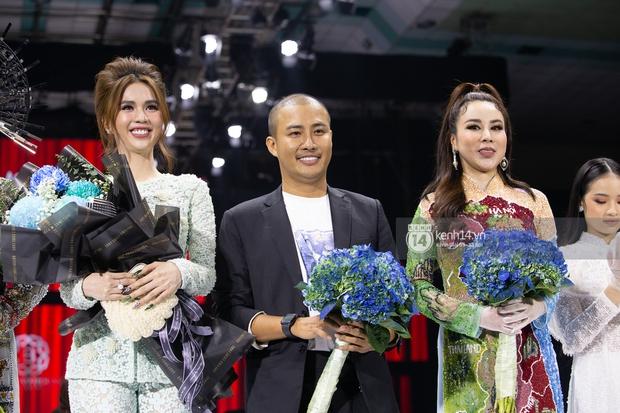 Đêm diễn thứ 3 AVIFW 2020: Ngọc Trinh, Trương Ngọc Ánh, Võ Hoàng Yến vedette, Lynk Lee mở màn - Ảnh 4.