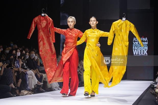 Đêm diễn thứ 3 AVIFW 2020: Ngọc Trinh, Trương Ngọc Ánh, Võ Hoàng Yến vedette, Lynk Lee mở màn - Ảnh 7.