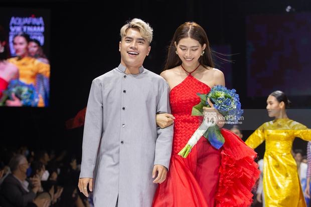 Đêm diễn thứ 3 AVIFW 2020: Ngọc Trinh, Trương Ngọc Ánh, Võ Hoàng Yến vedette, Lynk Lee mở màn - Ảnh 8.