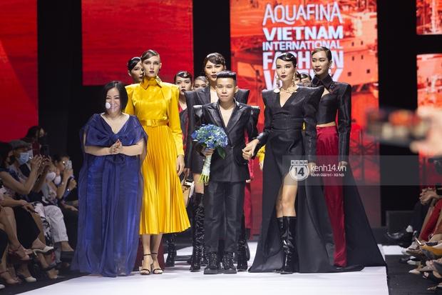 Đêm diễn thứ 3 AVIFW 2020: Ngọc Trinh, Trương Ngọc Ánh, Võ Hoàng Yến vedette, Lynk Lee mở màn - Ảnh 18.