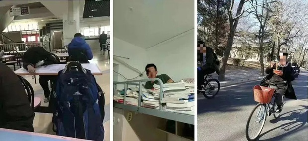 Bức ảnh chụp vội từ Đại học Top 1 châu Á: Nếu bạn không quản lý được thời gian thì sẽ không quản lý được bất cứ việc gì khác - Ảnh 2.