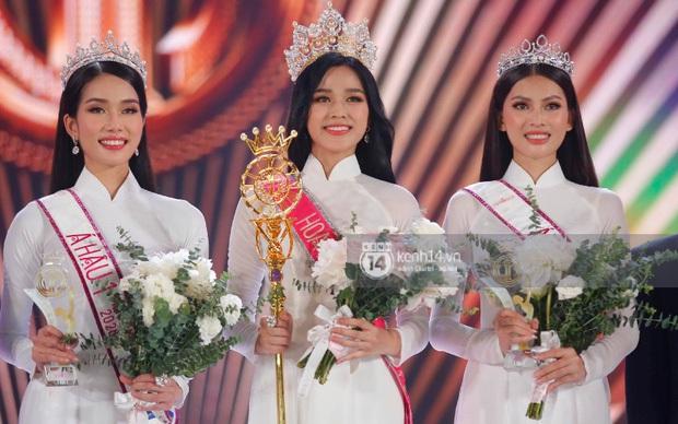 So học vấn top 3 các cuộc thi Hoa hậu đình đám nhất: HH Việt Nam, HH Hoàn vũ VN, HH Thế giới VN ai nắm trùm? - Ảnh 2.