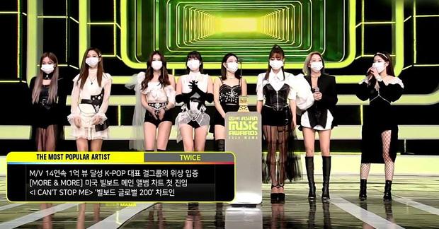 BTS toàn thắng tại MAMA 2020, BLACKPINK không tham dự vẫn vượt mặt TWICE gây bất ngờ, nhiều giải thưởng mới xuất hiện - Ảnh 6.