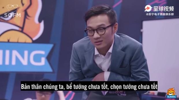 Chuyện chưa kể về Suning tại CKTG 2020: HLV ChaShao khóc nức nở, cả đội chìm vào thất vọng sau thất bại tại Chung kết - Ảnh 4.
