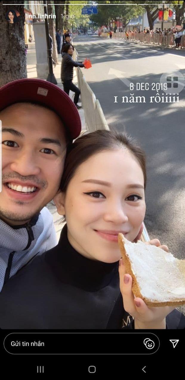 Linh Rin lấy hết can đảm chia sẻ chuyện Philip Nguyễn gặp chị gái, câu chốt hé lộ mối quan hệ giữa bạn trai và gia đình - Ảnh 3.