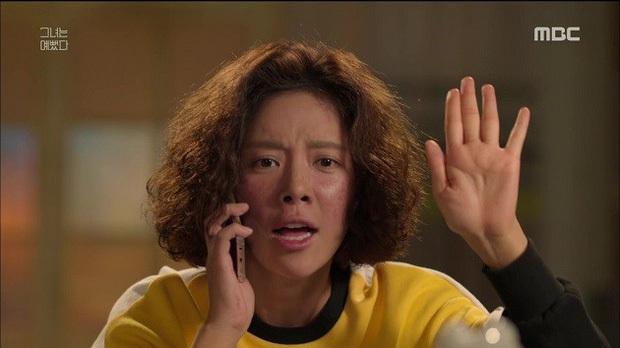 6 lần sao Hàn hóa xấu trên màn ảnh: Moon Ga Young mặt đầy mụn vẫn chưa sốc bằng màn phát phì của IU - Ảnh 18.