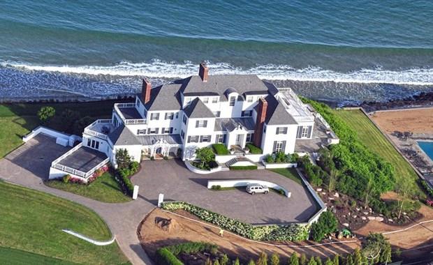 Taylor Swift xứng đáng là bà trùm bất động sản với  8 căn biệt thự, cái đắt nhất tận 25 triệu USD - Ảnh 13.