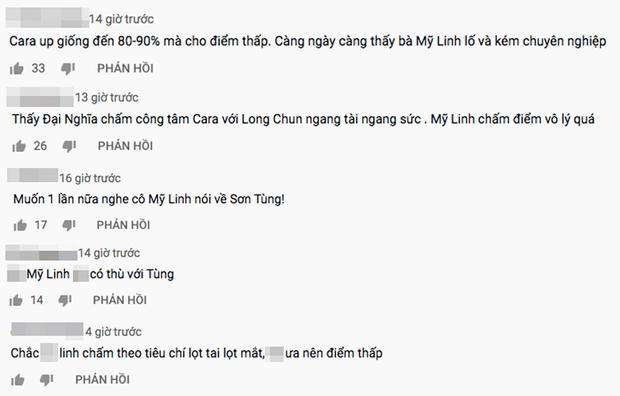 2 lần chấm Sơn Tùng M-TP tại Gương Mặt Thân Quen, Diva Mỹ Linh đều gây xôn xao - Ảnh 4.