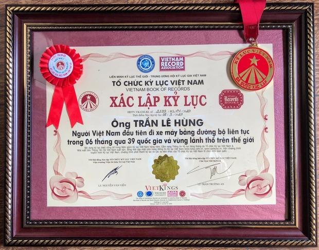 Lão đại 67 tuổi đi phượt xuyên lục địa Á - Âu bằng xe phân khối lớn xác lập kỷ lục Việt Nam: Cứ lì lợm và có ước mơ, tôi sẽ làm được! - Ảnh 1.
