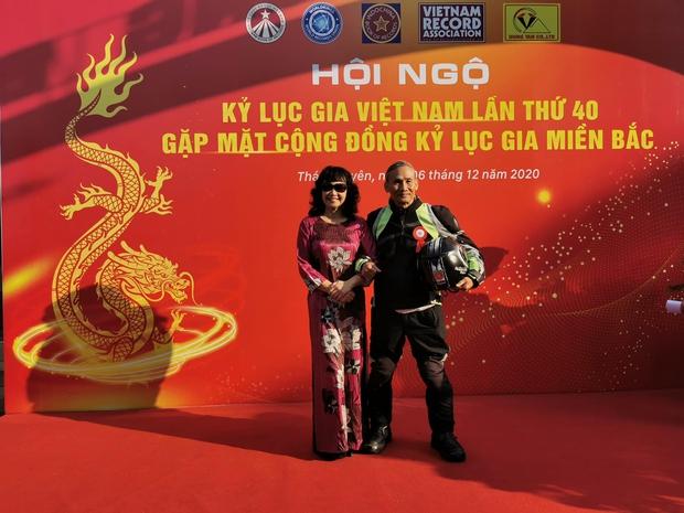 Lão đại 67 tuổi đi phượt xuyên lục địa Á - Âu bằng xe phân khối lớn xác lập kỷ lục Việt Nam: Cứ lì lợm và có ước mơ, tôi sẽ làm được! - Ảnh 4.