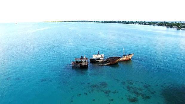 Nước biển ngày càng dâng cao nhưng nhiều hòn đảo tự nhiên lại... to ra? Cuối cùng chúng ta cũng biết lý do tại sao - Ảnh 2.