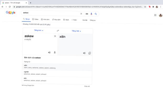 Những từ khoá magic trên Google, chẳng may gõ nhầm lại cứ tưởng lạc vào thế giới net khác biệt - Ảnh 1.
