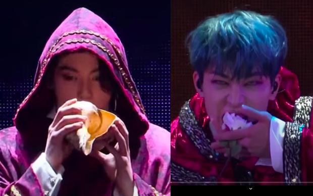 BTS bị tố đạo nhái lộ liễu sân khấu của SEVENTEEN, netizen phẫn nộ: Tưởng về cùng nhà rồi muốn làm gì thì làm? - Ảnh 6.