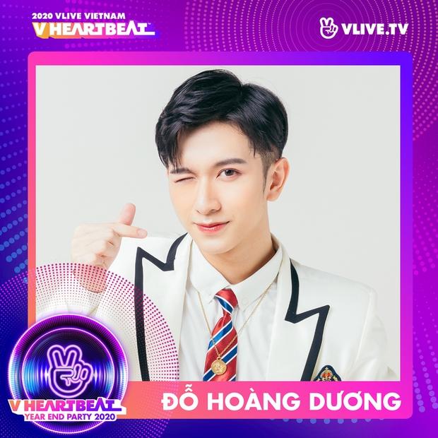 Noo Phước Thịnh, Ngô Kiến Huy, K-ICM cùng dàn sao Vpop xác nhận cập bến V Heartbeat Year End Party - Ảnh 9.