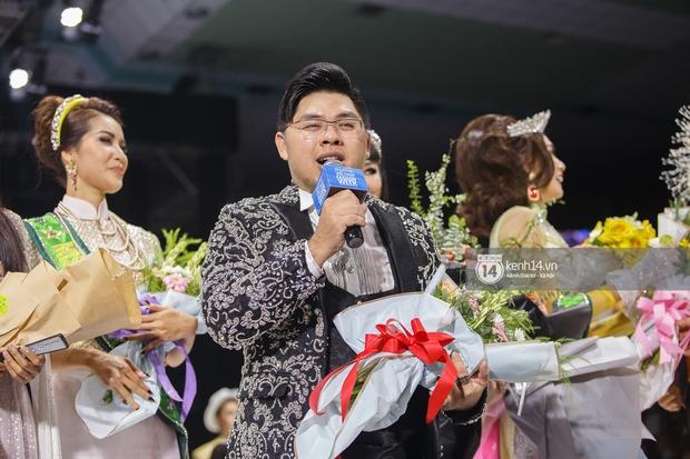 AVIFW 2020 khép lại bằng những BST của các NTK Việt đình đám: Một đêm nhiều cảm xúc với những ai được tận mắt chiêm ngưỡng - Ảnh 6.
