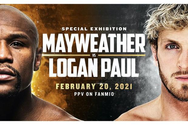 YouTuber Logan Paul tiếp tục chơi ngông, sẽ so găng với tay đấm Floyd Mayweather vào ngày 20 tháng 2 - Ảnh 1.