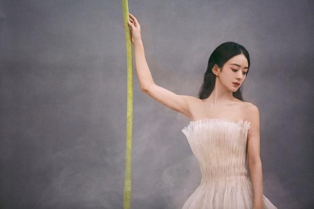 Top 10 sao nữ được yêu thích nhất 2020: Dương Mịch xếp thứ 8, Triệu Lệ Dĩnh - Dương Tử bị mỹ nhân khác cướp ngôi quán quân - Ảnh 9.