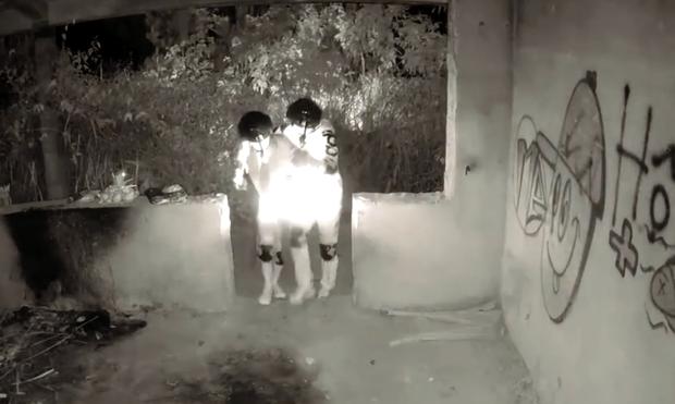 Sau 3 lần chạm môi bạn nam đồng hành, Nam Em tiếp tục ngất xỉu ở nhà hoang trong show hẹn hò - Ảnh 4.