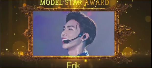 Nhận giải thưởng quốc tế đầu tiên sau 4 năm debut, Erik xúc động nhắn gửi fan: Cảm ơn các bạn đã là một phần thanh xuân - Ảnh 4.