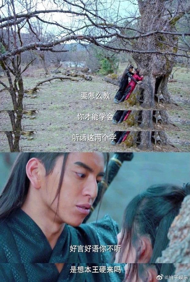 Lang Điện Hạ mãi là Á hậu xứ Trung vì sến súa từ thoại đến màu phim - Ảnh 5.
