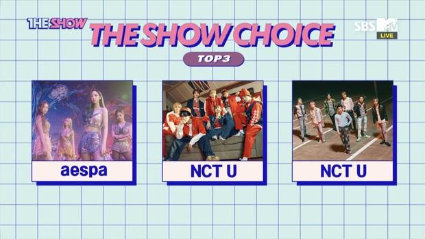Hết BTS giờ đến NCT tự đấu đá nhau trên show, tân binh aespa không ngại góp vui: Ai thắng thì cúp cũng về nhà SM cả thôi! - Ảnh 2.