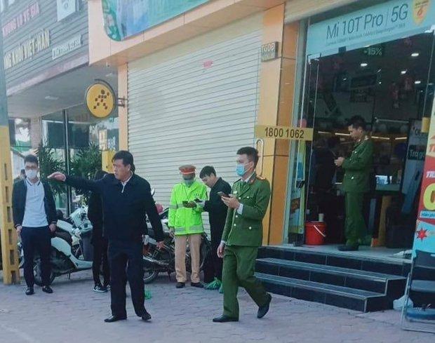 Lời khai của kẻ đâm gục bảo vệ cửa hàng Thế giới di động, cướp hơn 10 chiếc điện thoại: Dù biết có camera nhưng vẫn cướp vì nợ nhiều - Ảnh 3.
