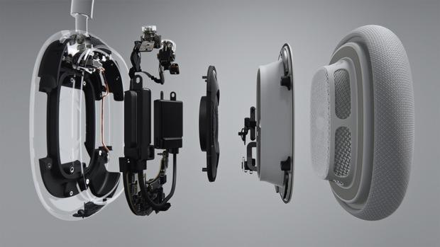 Apple âm thầm trình làng tai nghe AirPods Max: Thiết kế fullsize, chồng ồn chủ động, giá khoảng 13 triệu đồng - Ảnh 1.
