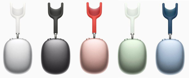 Apple âm thầm trình làng tai nghe AirPods Max: Thiết kế fullsize, chồng ồn chủ động, giá khoảng 13 triệu đồng - Ảnh 6.