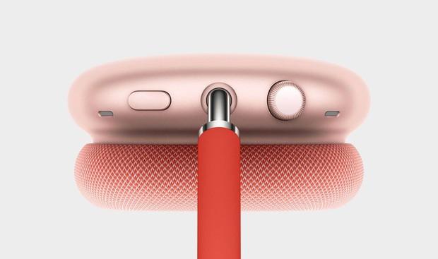 Apple âm thầm trình làng tai nghe AirPods Max: Thiết kế fullsize, chồng ồn chủ động, giá khoảng 13 triệu đồng - Ảnh 4.