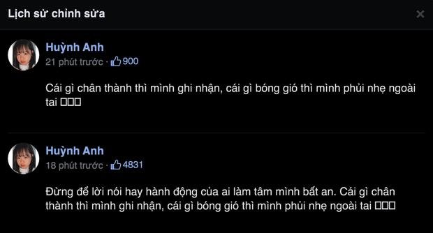 Bồ cũ Quang Hải bất ngờ đăng status sâu sắc, không phải tự nghĩ ra nhưng có vẻ gửi đến đúng người - Ảnh 2.