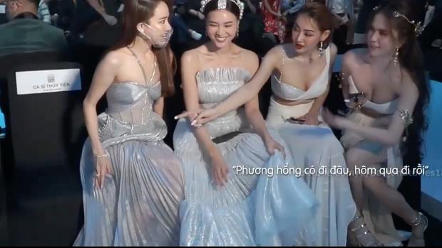 Chưa hết biến: Xuất hiện clip Ngọc Trinh tố Lan Ngọc rủ Linh Chi qua ngồi chỗ Nhã Phương, phản ứng của 2 diễn viên gây chú ý - Ảnh 5.