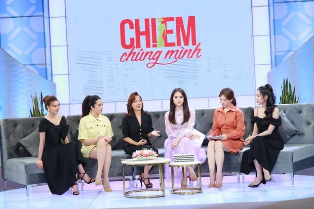 Biến lại tới: Lan Ngọc bị đặt nghi vấn không chào đàn chị Thủy Tiên dù từng quay chung show truyền hình - Ảnh 3.