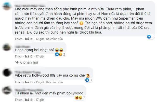 Wonder Woman khoe cảnh chị đẹp cân 1 dàn xe tải, fan Việt tưởng nhìn nhầm phim Ấn Độ - Ảnh 3.