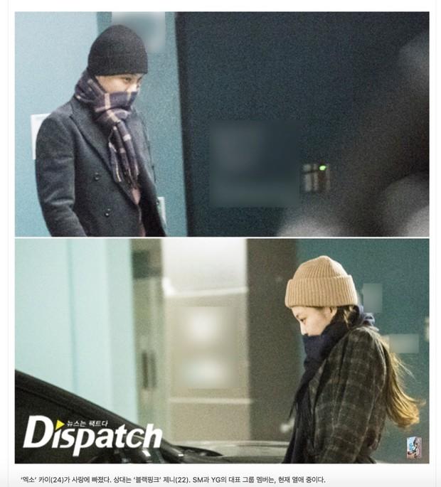 Lộ clip BLACKPINK thời trẻ trâu nhiệt tình quẩy nhạc idol, Jennie hát đúng line của Kai (EXO) mà ai ngờ sau này lại yêu nhau! - Ảnh 5.