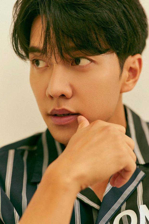 Lee Seung Gi tiết lộ chưa từng có sao nữ nào tiếp cận vì muốn hẹn hò với anh, vậy chuyện với Yoona (SNSD) là sao? - Ảnh 2.