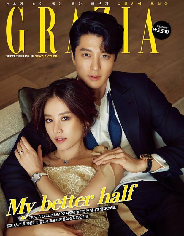 Lee Dong Gun: Tình đẹp vừa toang thì em trai bị sát hại, tài tử ngôn tình màn ảnh lại là kẻ phụ tình Jiyeon và vợ minh tinh - Ảnh 16.