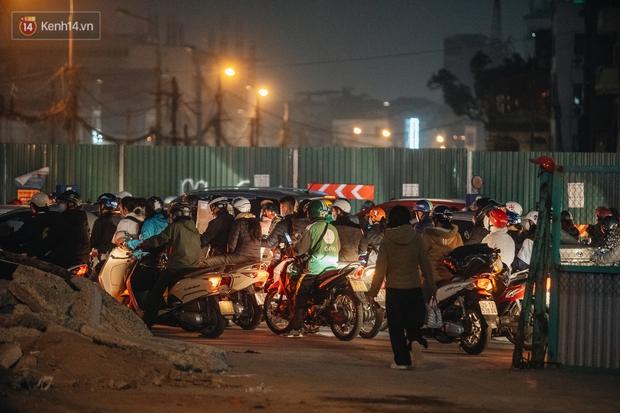 Chuyện ở Hà Nội: Ùn tắc không mất đi, nó chỉ chuyển từ đường này sang đường khác! - Ảnh 13.