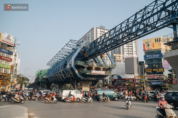 Chuyện ở Hà Nội: Ùn tắc không mất đi, nó chỉ chuyển từ đường này sang đường khác! - Ảnh 1.