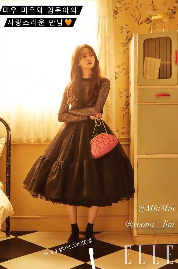 """""""Nhá hàng"""" tạp chí đang hot hòn họt của Yoona (SNSD): Ai ngờ cô đã U30, ảnh hậu trường kiểm chứng nhan sắc mới choáng - Ảnh 4."""