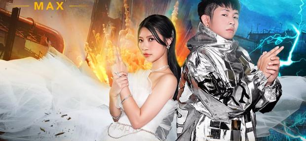 Ricky Star lần đầu công khai bạn gái, MCK đáng yêu trước bố mẹ Tlinh - Ảnh 6.