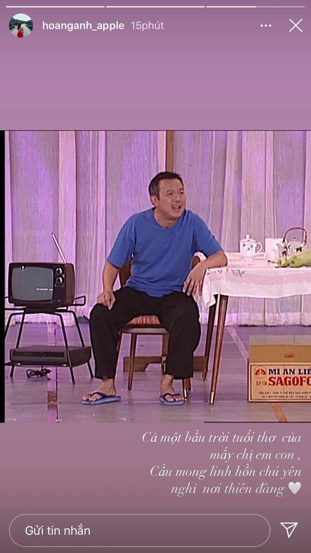 Nghệ sĩ Chí Tài đột ngột qua đời, hàng loạt KOL nghẹn ngào gửi lời tạm biệt cả một bầu trời tuổi thơ - Ảnh 9.