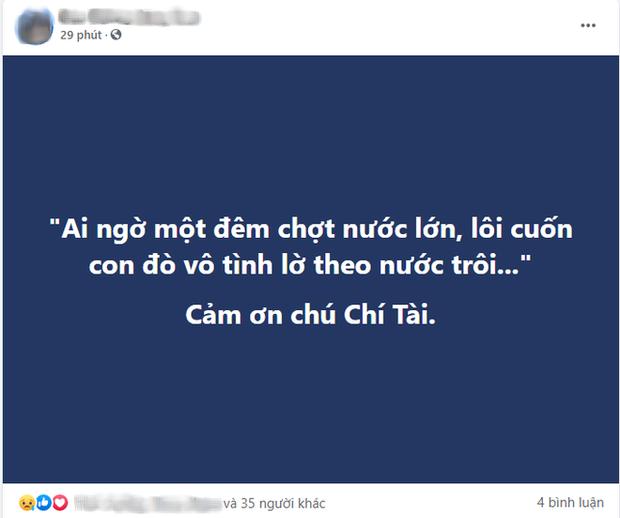 MXH Việt bàng hoàng trước sự ra đi của danh hài Chí Tài: Cúi đầu tiễn biệt chú, nụ cười tuổi thơ của con! - Ảnh 4.