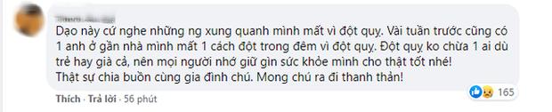 MXH Việt bàng hoàng trước sự ra đi của danh hài Chí Tài: Cúi đầu tiễn biệt chú, nụ cười tuổi thơ của con! - Ảnh 7.