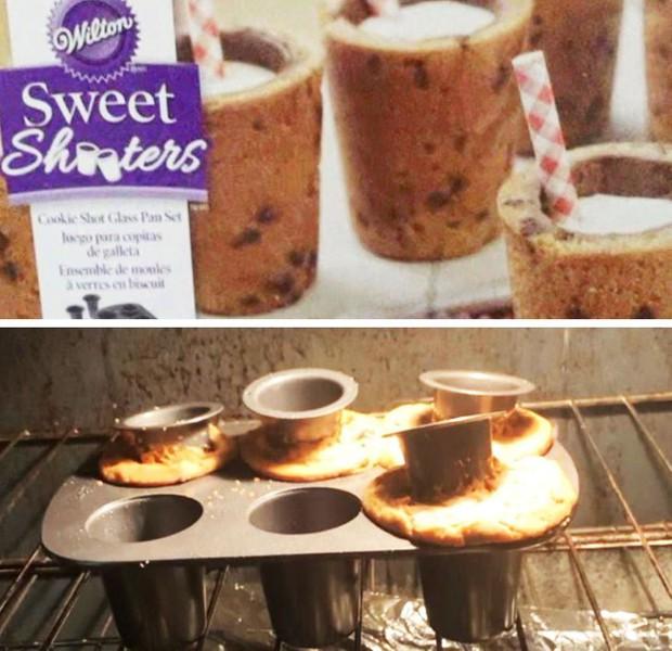 """Những khoảnh khắc chứng minh làm bánh là bộ môn khó nhất trên đời, ngay cả người khéo tay đến mấy cũng rất dễ """"đầu hàng"""" - Ảnh 13."""