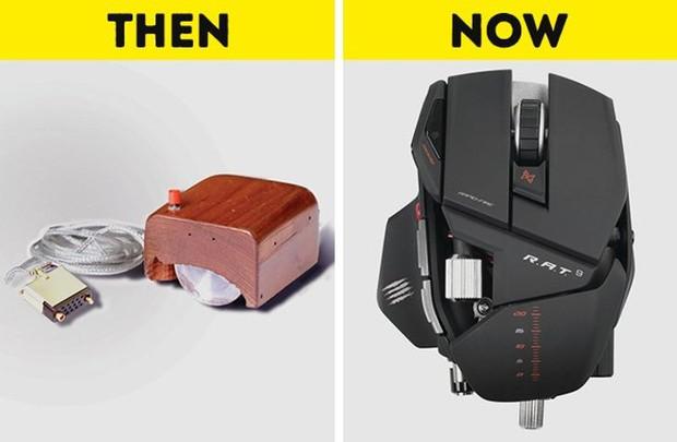Thử xem phiên bản đầu tiên của các sản phẩm công nghệ quen thuộc có hình dạng như thế nào? - Ảnh 1.