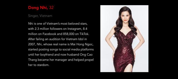 Forbes công bố Trấn Thành, Đông Nhi, Chi Pu lọt top 100 ngôi sao có sức ảnh hưởng nhất châu Á, sánh vai bên cả BTS - BLACKPINK - Ảnh 3.